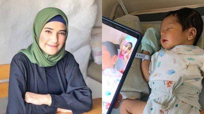 Berjuang Hadapi Covid-19, Nadya Mustika Pilu Tahu Sang Putra Demam Hingga Dirawat di RS: Maafin Ibu