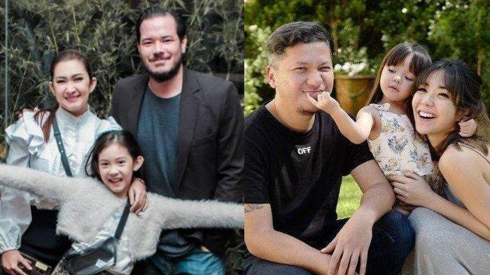 Jadi Panutan, 5 Artis Tetap Harmonis Meski Pernikahan Kandas, Gading & Gisel Ramai Didoakan Rujuk