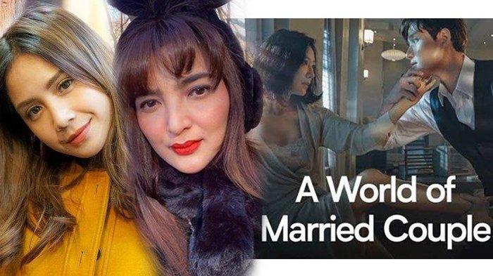 6 Artis Indonesia Ini Ketagihan Nonton Drakor The World of The Married, Baper hingga Ancam Suami