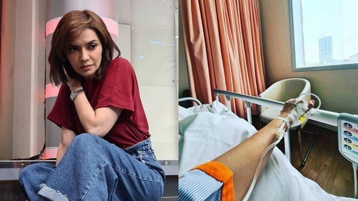 Najwa Shihab Dilarikan ke RS hingga Diinfus, Ungkap Penyakit yang Diderita, Termasuk Negatif Covid