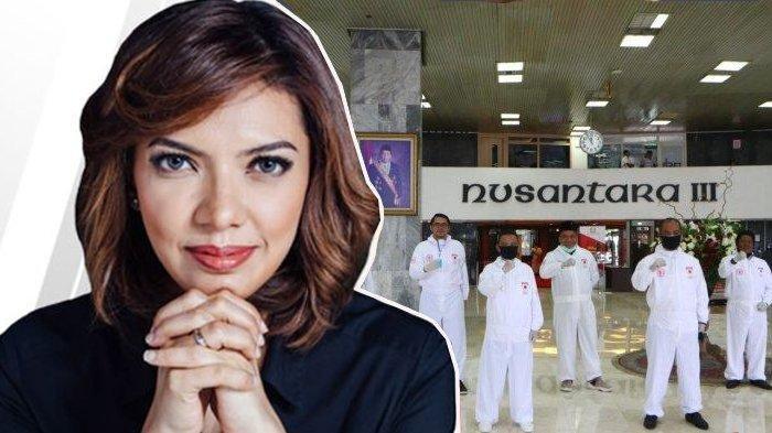 Anggota DPR yang Balas Kritikan Najwa: Arteria Suruh Perbaiki Diri, Arsul Minta Ada Klarifikasi Dulu