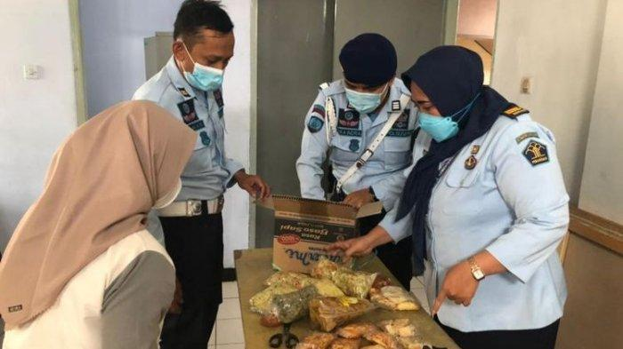 Seludupkan Sabu, Seorang Napi Sembunyikan di Tulang Ayam dalam Sayur, Petugas Curiga karena Ini