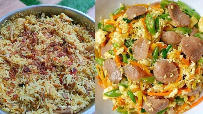 5 Resep Menu Masakan Antimainstream untuk Buka Puasa Ramadhan 2020, Ada Cara Buat Nasi Briyani