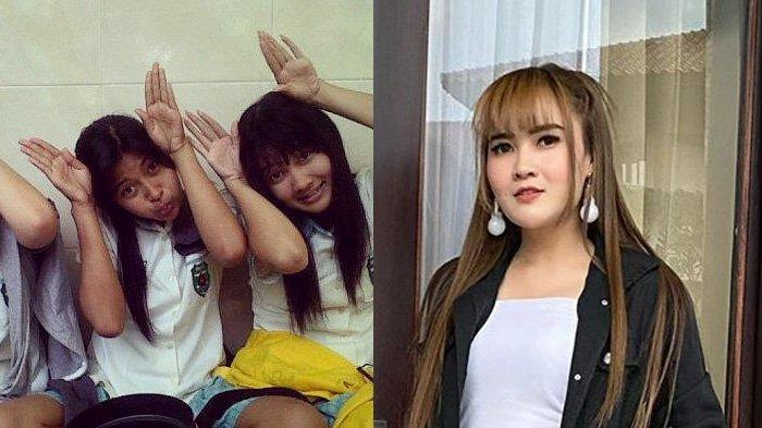 FOTO SMA Via Vallen, Nella Kharisma, Dewi Perssik, Soimah, Wajah Siapa Paling Beda Setelah Ngartis?