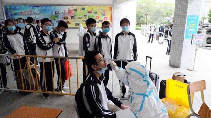POPULER - Persiapan New Normal di Bekasi, Ini Protokol saat Belajar di Sekolah, Bawa Bekal Sendiri