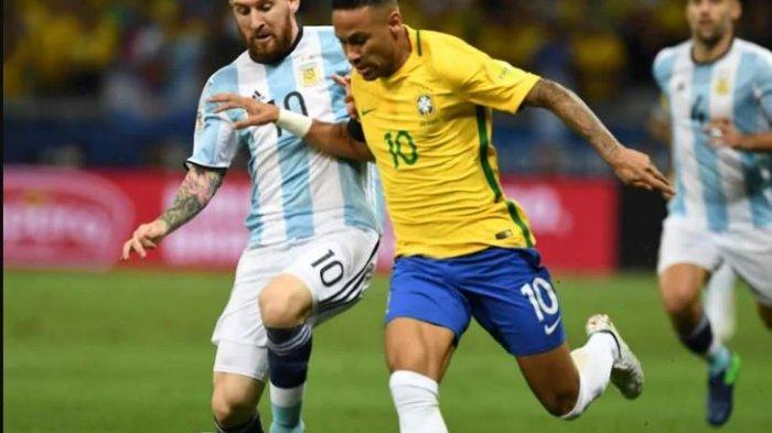 4 FAKTA FINAL Copa America 2021 Brasil vs Argentina, Lionel Messi Berpeluang Rengkuh Gelar Pertama