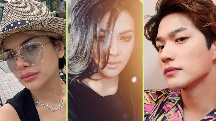 Nikita Mirzani & Lee Jeong Hoon Bongkar Kekayaan Syahrini, Bukan Kaya dari Lahir?