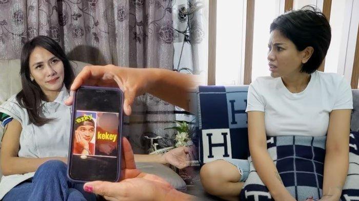 Nikita Mirzani syok lihat wajah anak Wenny Ariani, sebut mirip dengan Rezky Aditya