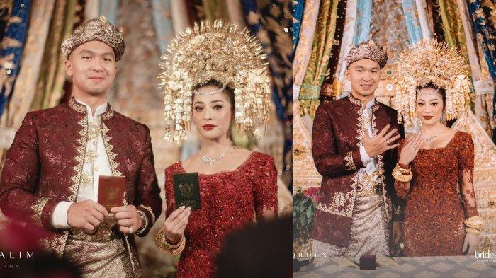 5 Fakta Pernikahan Nikita Willy & Indra Priawan, Mas Kawin Tak Biasa hingga Bulan Madu ke Antartika