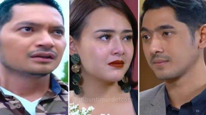 Nino rusak momen mesra Al dengan Andin, Ikatan Cinta RCTI