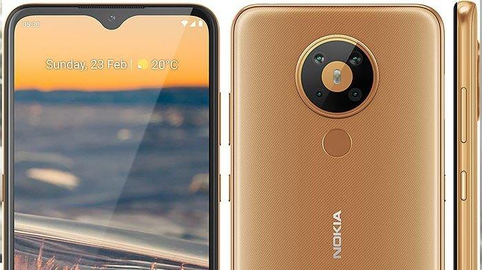 Spesifikasi Nokia 5.3 dengan 4 Kamera dan Varian RAM hingga 6GB, Sesi Pre-order Dihargai Rp 2 Jutaan