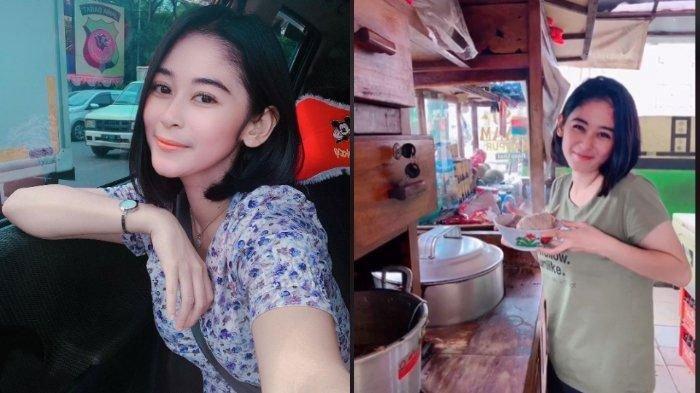 PEMBELI Termehek-mehek Lihat Cantiknya Wanita Jual Bakso Viral di Bogor Ini, Ternyata Sudah Bersuami