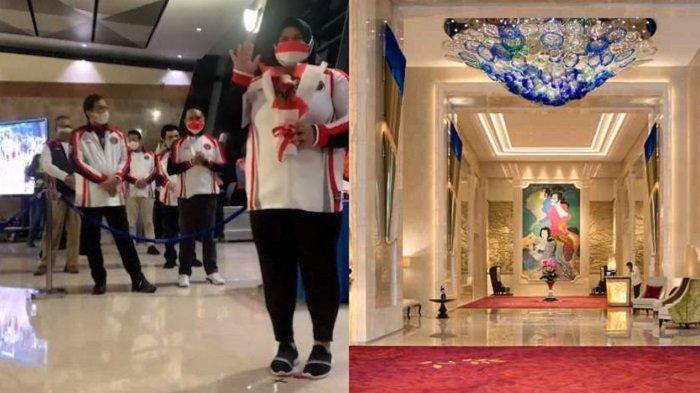 VIRAL Kena Body Shaming, Nurul Akmal Santai, Kini Bahagia Saja Nikmati Karantina di Hotel Mewah