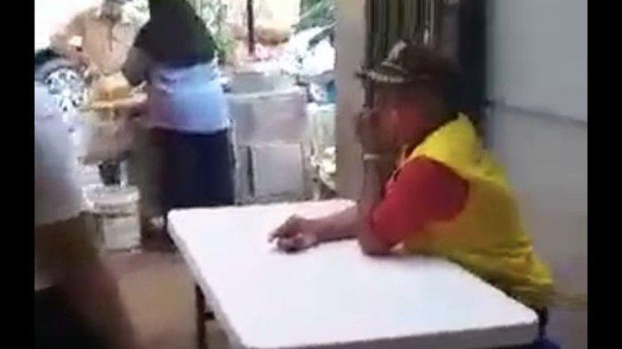 Viral Anggota Ormas Ngaku Aparat Paksa Pemilik Warung Layani Makan di Jaksel, Walkot Angkat Bicara