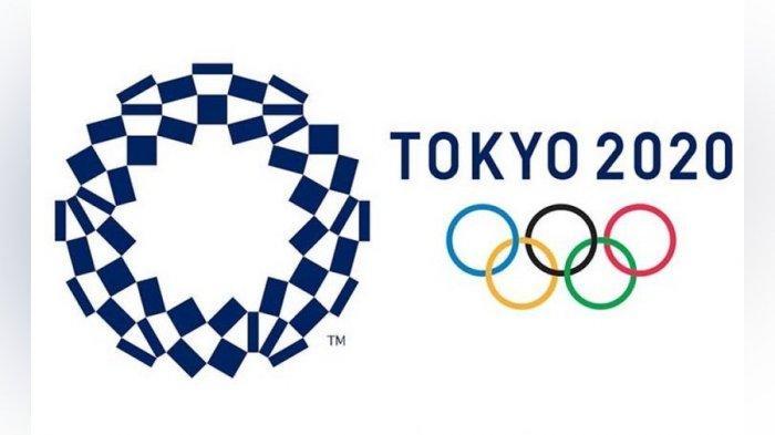 Gambar resmi Olimpiade Tokyo 2020.