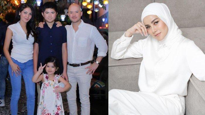 KABAR Alex Tian, Mantan Suami Olla Ramlan, Nikahi Bintang Iklan, Akrab dengan Istri Aufar Hutapea