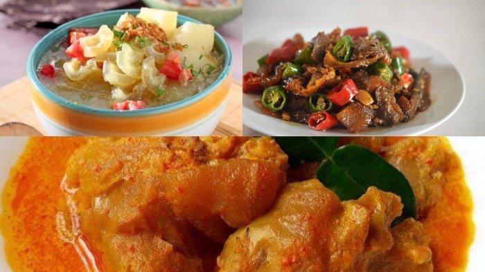 Inspirasi 5 Resep Masakan Rumahan Berbahan Dasar Kikil Menu Lezat Sajian Makan Bersama Keluarga Tribunnewsmaker Com