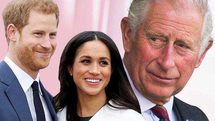 Tak Berdaya Saat Pangeran Charles Positif Corona, Ternyata Pangeran Harry Dapat Larangan dari Meghan