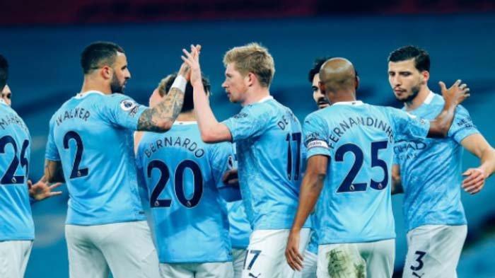 Jadwal Liga Inggirs, Dekat dengan Gelar Juara Premier League, Ini Skenario Manchester City