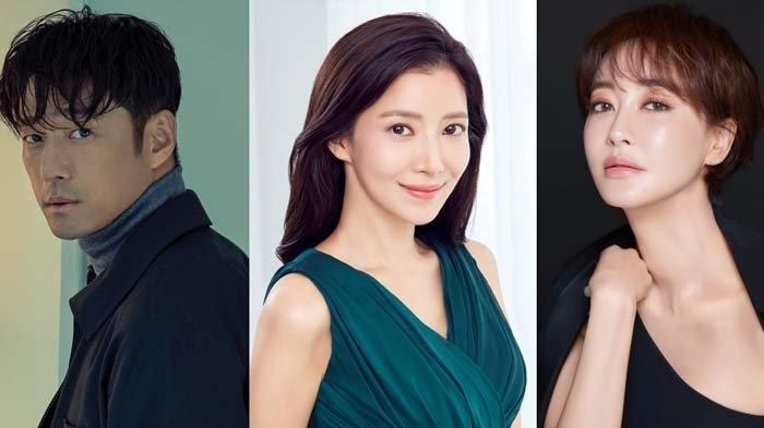 Para pemeran drama Korea The Road: Tragedy of One