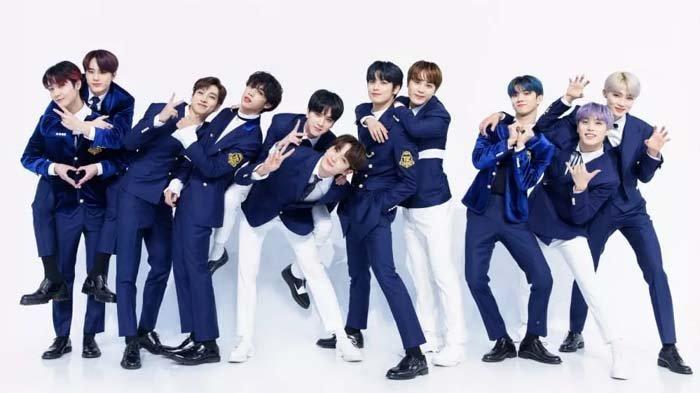 Para Personel The Boyz