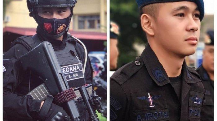 INGAT Brimob Ganteng yang Dikira Diimport dari China? Ternyata Kini Sudah Menikah & Jadi Hot Daddy
