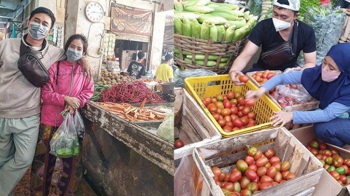 Pasar Tradisional Kembali Dibuka, Ikatan Pedagang Pasar Indonesia Apresiasi & Minta Bantuan Ini