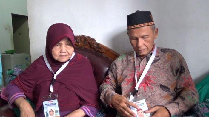 'Saya Sedih' Pilu Pasutri Gagal Berangkat Haji, 9 Tahun Penantian Pupus, Kini Hanya Bisa Pasrah
