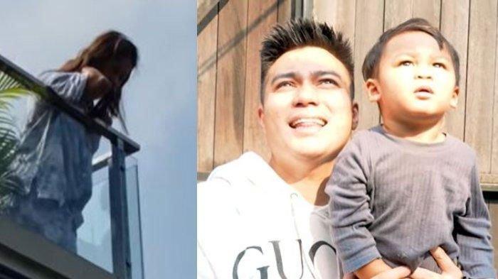 LEPAS Rindu 3 Hari Terpisah dari Paula yang Terpapar Corona, Baim Wong & Kiano Saling Sapa dari Jauh