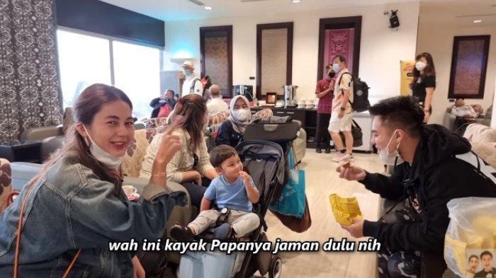 Tingkah Kiano Lihat Cewek Cantik Ingatkan pada Sosok Baim Wong di Masa Lalu, Paula: Istighfar Aku