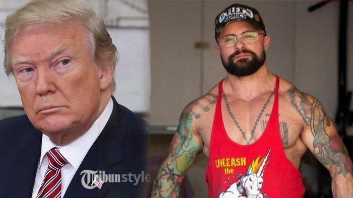 DEMI Impian Ayah yang Sekarat, Pria Transgender Bentuk Otot Agar Jadi Militer AS, Tapi Ditolak Trump
