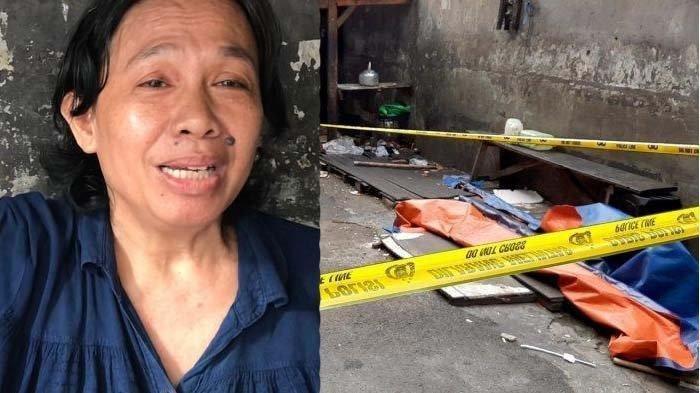 TERIAK Pedagang Syok Ketiban Potongan Kaki Manusia dari Apartemen, Hal Ngeri Terkuak di Rekaman CCTV