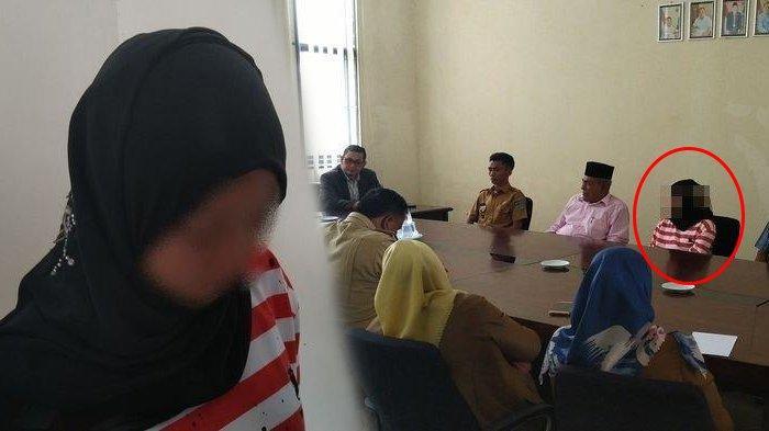 Hanya Gara-gara Alis, Siswi SMA di Ogan Ilir Dimarahi Gurunya, Ditendang hingga Dihina 'Anak Jin'