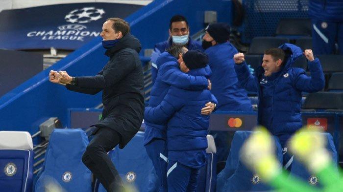 Jadwal Live Streaming Final Liga Champions 2020/2021, Man City vs Chelsea, Langsung di SCTV