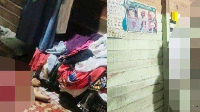 Anak Syok Lihat Ibu Dibunuh Ayahnya, Lari Tunggang Langgang Minta Tolong, Pas Balik Ayah Ikut Tewas