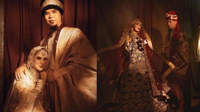 Mulan Jameela & Ahmad Dhani Jalani Sesi Foto, MUA & Fotografer Dibuat Tak Berkutik: Mukanya TEGANG
