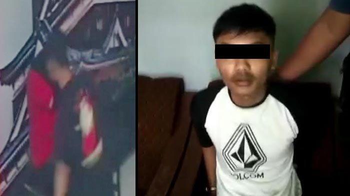 Terekam CCTV Aksi Pria Ini Aniaya Calon Istrinya, Ngamuk Gara-gara Tak Ada Kabar, Videonya Viral