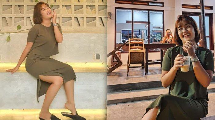 Penampilaln terbaru Defy Eviyana pengganti Amanda Manopo jatuh ke jurang