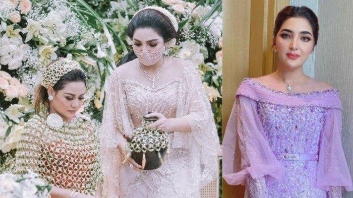 BUSANA Ashanty Disebut Terlalu Heboh Saingi Aurel, Sekretaris Istri Anang Geram: Jangan Buruk Sangka