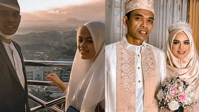 BOCOR! Video Perlakuan Romantis Fatimah, Istri Baru Ustaz Abdul Somad, 'Jangan Iri ya Para Jomblo'