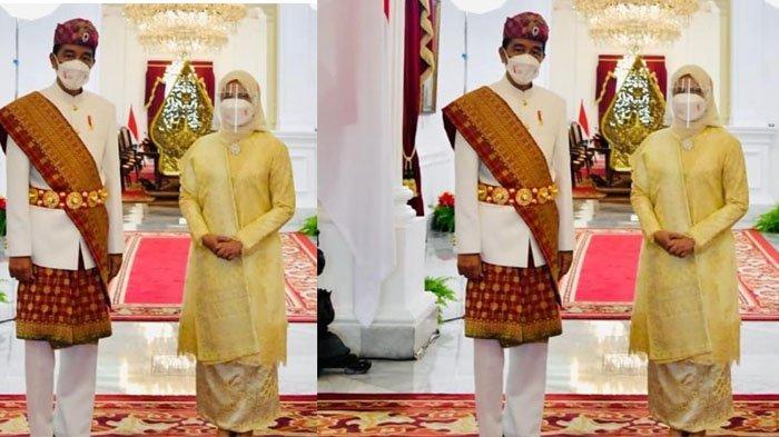 DERETAN Pakaian Adat yang Dikenakan Presiden Jokowi saat Upacara HUT RI, Baju Khas Aceh hingga NTT