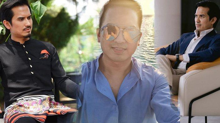 Penampilan Faisal Nasimuddin pengusaha tajir yang sempat dekat dengan Luna Maya