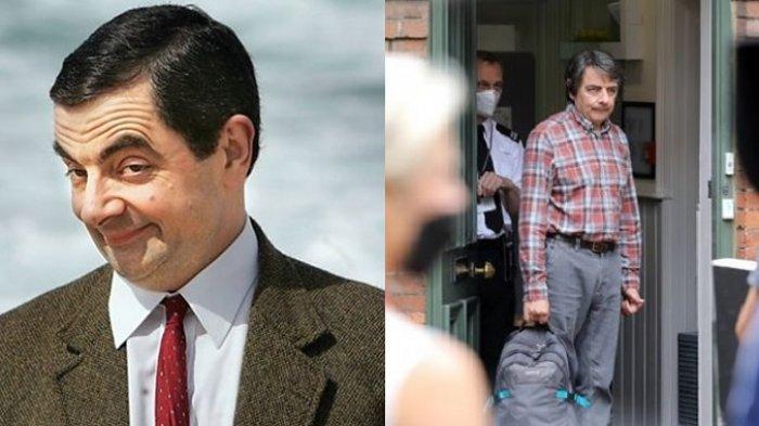 INGAT Rowan Atkinson? Dulu Segar Bugar saat Perankan Mr Bean, Kini Penampilan Barunya Beda!