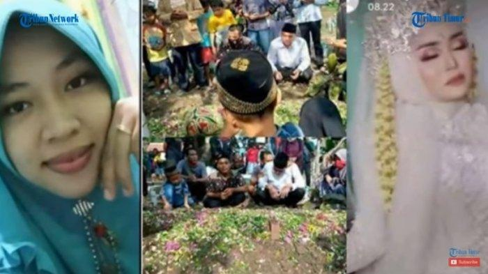 VIDEO Pernikahan Berubah Jadi Takziah Kematian, Dirias Mendadak Ambruk & Wafat 'Innalillahi, Finda!'