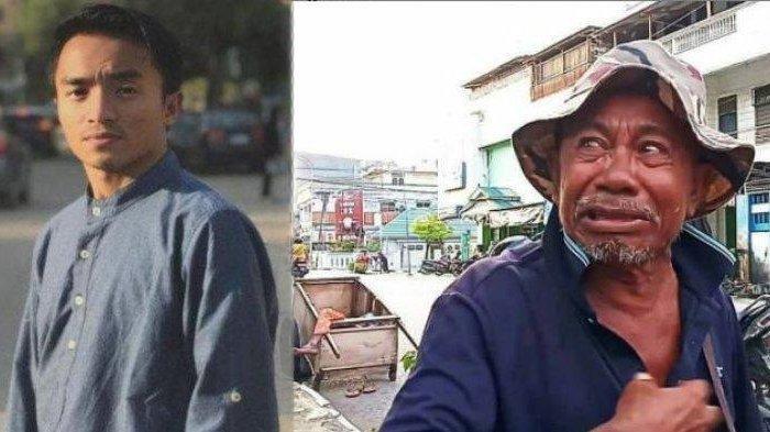 NGAMUK Pengemis yang Dibantu Rp 200 Juta Tewas, Taqy Malik Curiga Lihat Rekening Korban: Gua Usut!