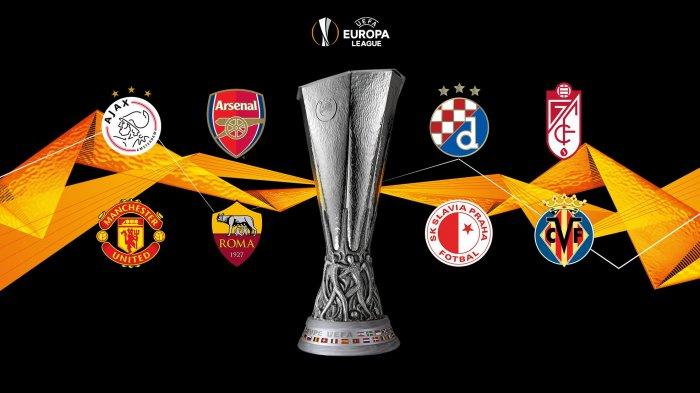 JADWAL Liga Eropa 2021 Malam Ini, Manchester United, Ajax, AS Roma & Arsenal Siap Tanding Live SCTV