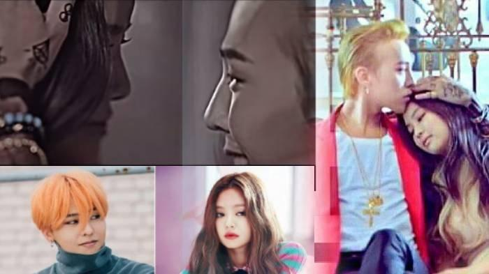 G-Dragon dan Jennie BLACKPINK Sudah Setahun Pacaran, Mesra di Video Klip, YG Entertainment Tanggapi