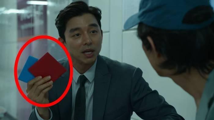 Teori Dibalik Ddakji Warna Biru & Merah di Serial Squid Game, Berkaitan dengan Cerita Mistis Korea
