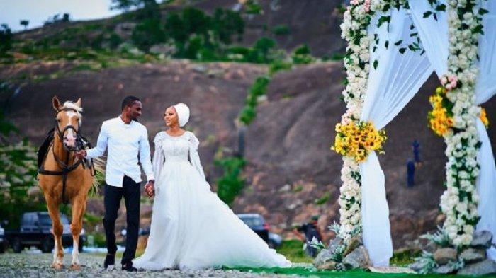 Pernikahan anak Presiden Nigeria