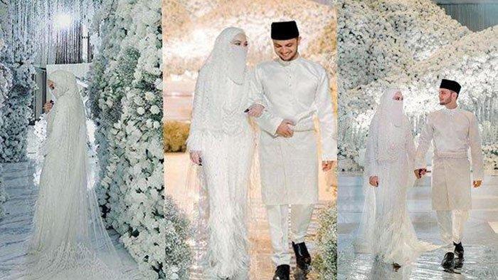 Ada Pelanggaran, Pernikahan Neelofa Adik Ipar Engku Emran Bermasalah, Polisi Malaysia Turun Tangan